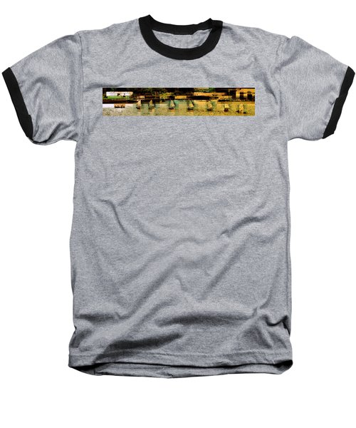 The Line Up Baseball T-Shirt