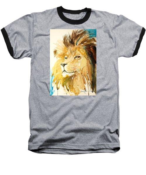 Da179 Clyde By Daniel Adams Baseball T-Shirt