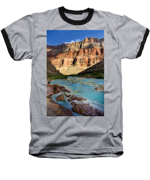 The Little Colorado  Baseball T-Shirt