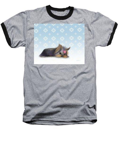 The Little Thinker  Baseball T-Shirt