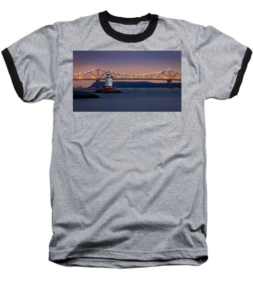 The Little White Lighthouse Baseball T-Shirt