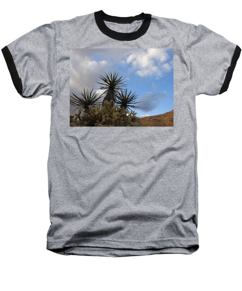 The Living Desert Baseball T-Shirt