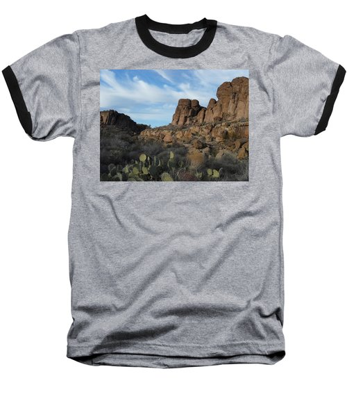 The Living Desert Of Arizona Baseball T-Shirt