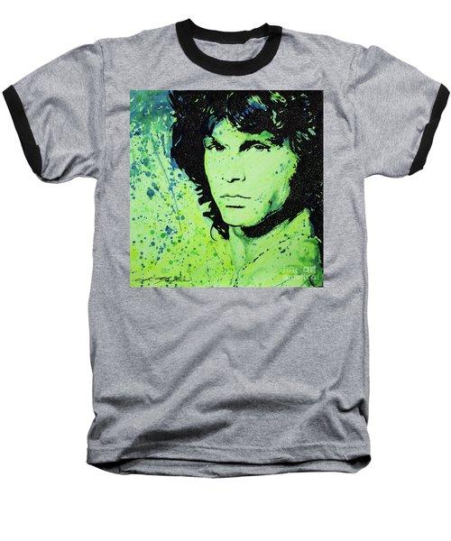 The Lizard King Baseball T-Shirt