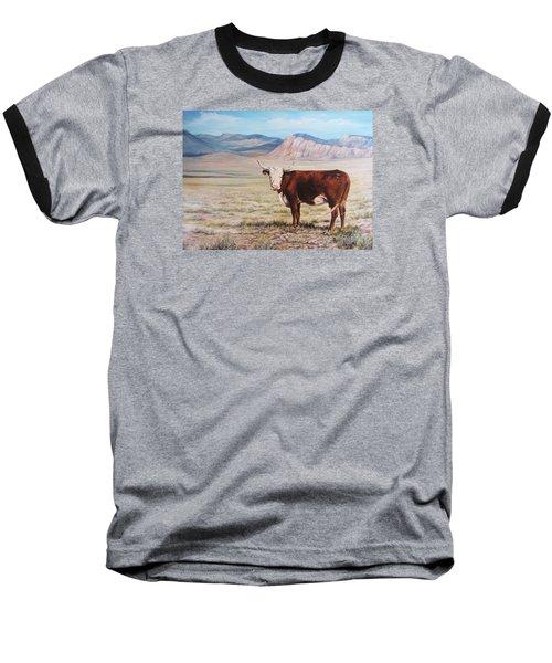 The Lone Range Baseball T-Shirt