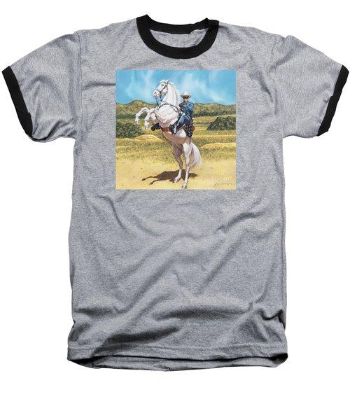 The Lone Ranger Baseball T-Shirt