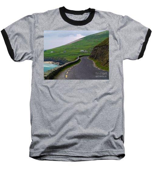 The Long And Winding Road Baseball T-Shirt