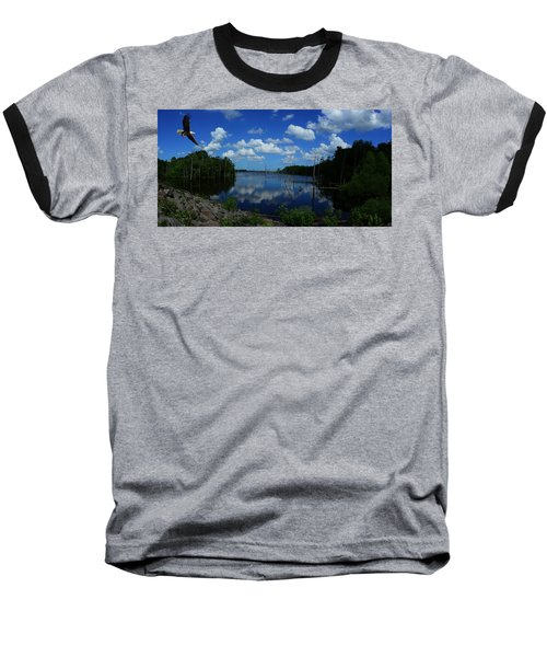 The Lord And His Manor Baseball T-Shirt