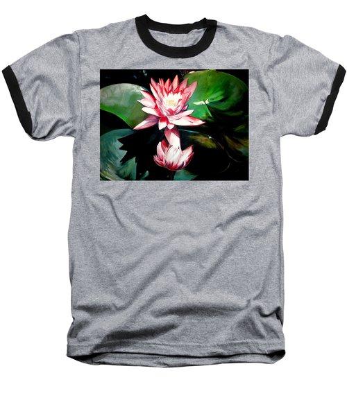 The Lotus Baseball T-Shirt
