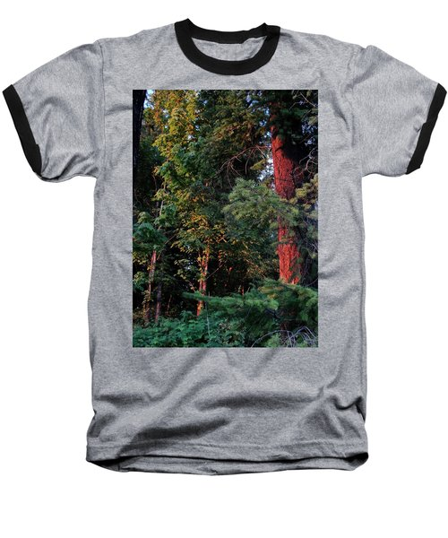 Baseball T-Shirt featuring the photograph The Magic Hour by Natalie Ortiz