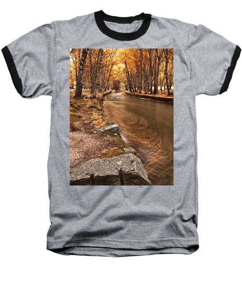 The Magic Of Fall Baseball T-Shirt
