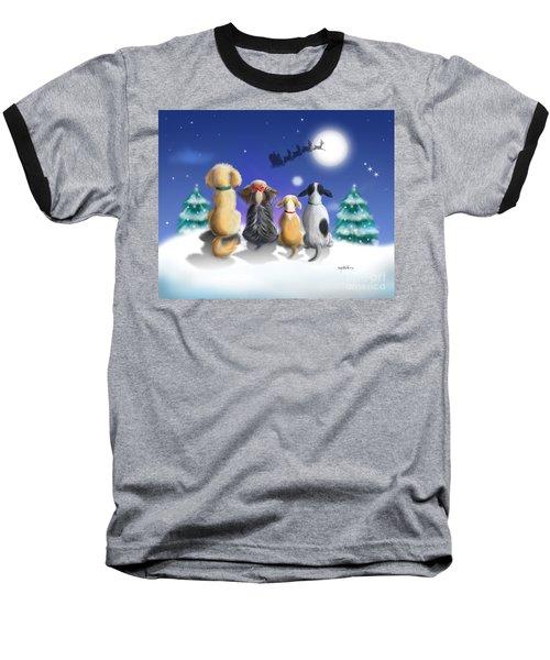 The Magical Night Baseball T-Shirt
