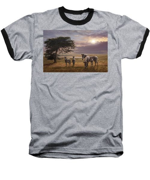 The Mane Event Baseball T-Shirt
