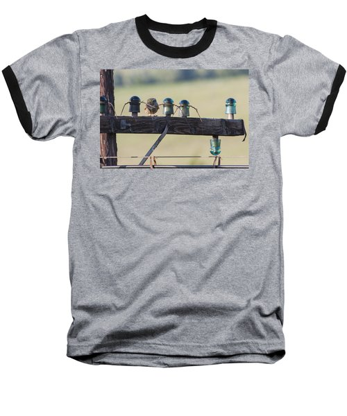 The Master Of Disguise Baseball T-Shirt