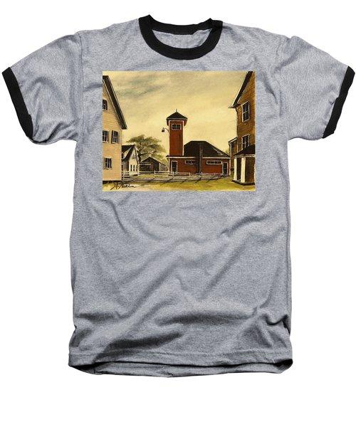 The Meeting House Baseball T-Shirt