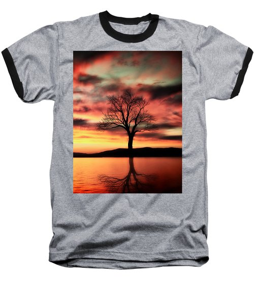 The Memory Tree Baseball T-Shirt