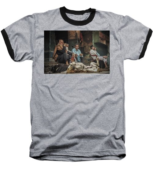 The Men Mourn Baseball T-Shirt