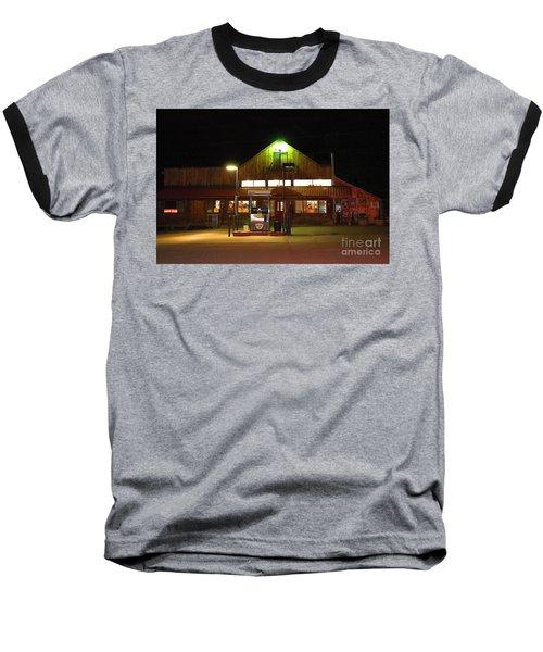 Baseball T-Shirt featuring the photograph The Merc by Sam Rosen