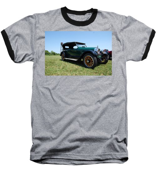 The Mercer Touring Coupe Baseball T-Shirt