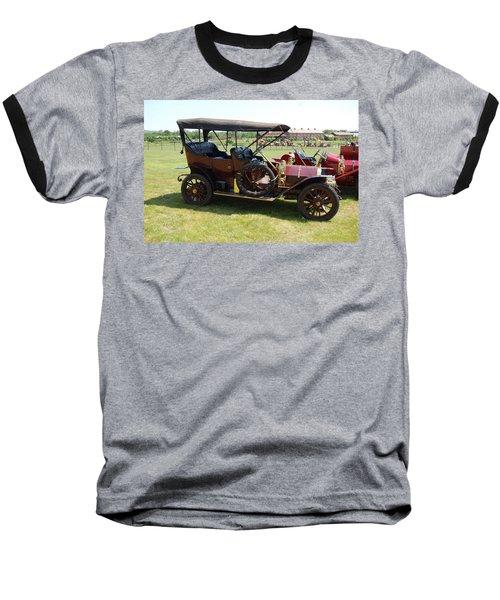 The Mercer Touring Sedan Baseball T-Shirt