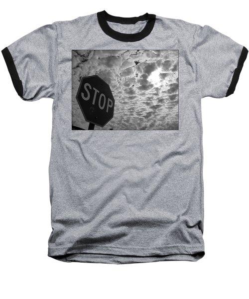 The Message Baseball T-Shirt