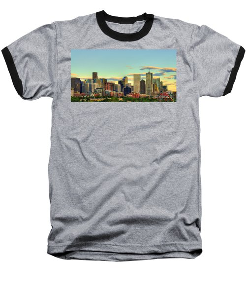 The Mile High City Baseball T-Shirt