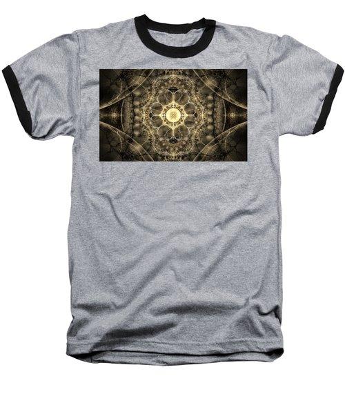 The Mind's Eye Baseball T-Shirt by GJ Blackman