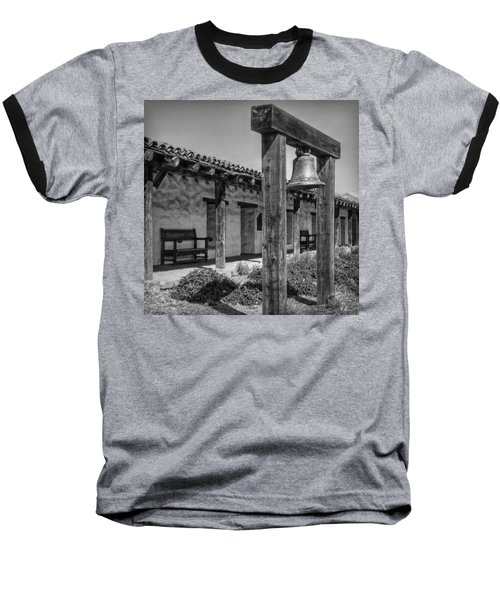 The Mission Bell B/w Baseball T-Shirt
