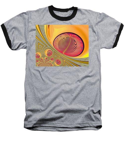 The Monitor Baseball T-Shirt