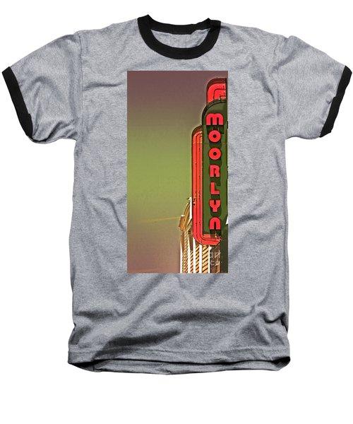 The Moorlyn At The Shore  Baseball T-Shirt