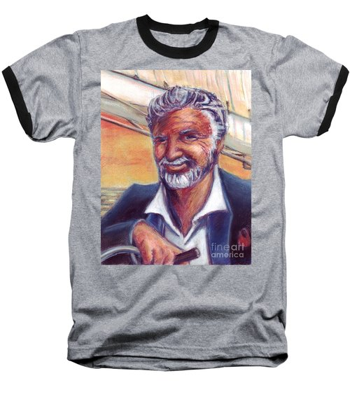 The Most Interesting Man In The World Baseball T-Shirt
