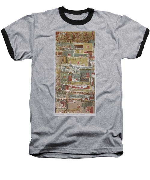The Mountain Village Baseball T-Shirt