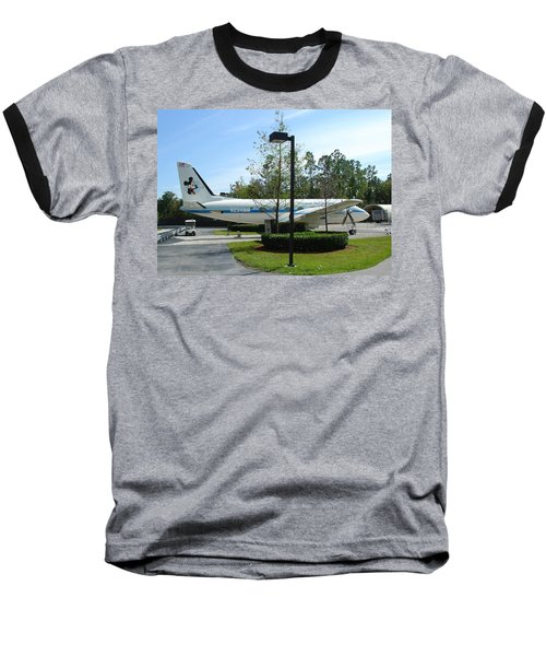 Baseball T-Shirt featuring the photograph The Mouse by David Nicholls