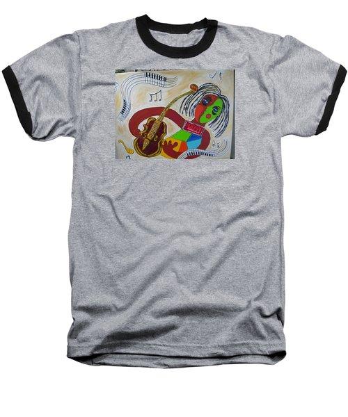 The Music Practitioner Baseball T-Shirt
