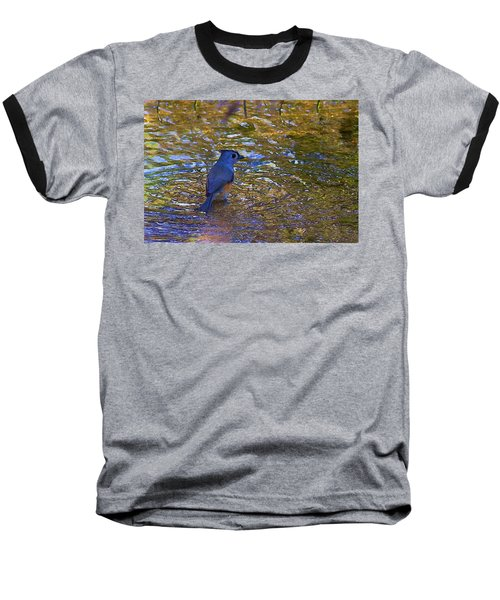 Baseball T-Shirt featuring the photograph The Naiad by Gary Holmes