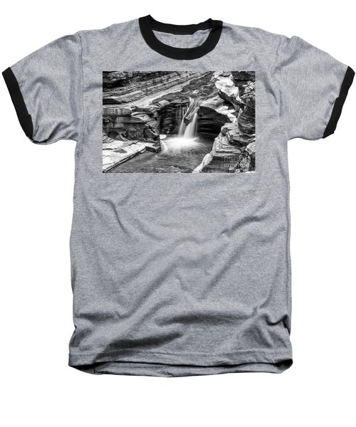 The Narrows Watkins Glen Baseball T-Shirt