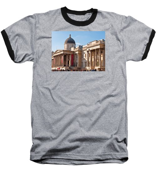 The National Gallery London Baseball T-Shirt