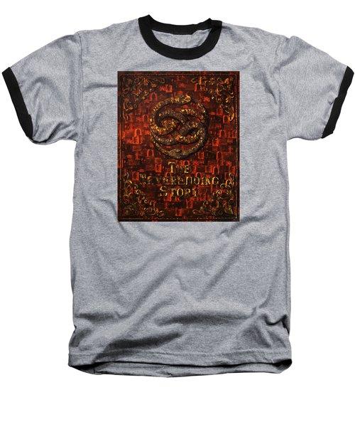 The Neverending Story Baseball T-Shirt