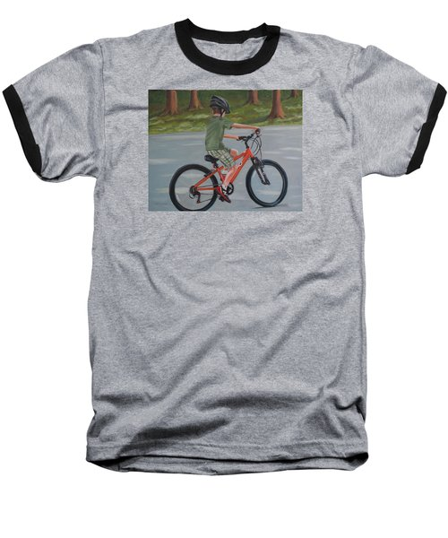 The New Bike Baseball T-Shirt
