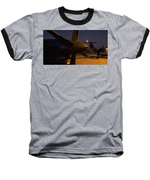 The Night II Baseball T-Shirt