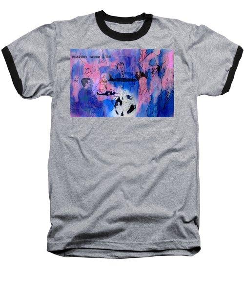 The Nineteen Sixties Baseball T-Shirt