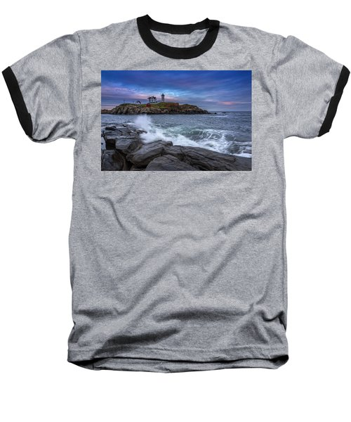The Nubble In Color Baseball T-Shirt