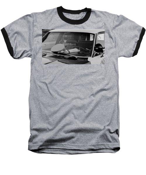 The Office On Wheels Baseball T-Shirt