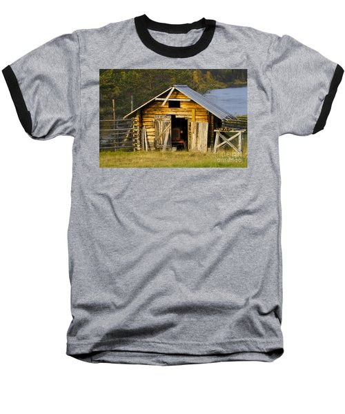 The Old Barn Baseball T-Shirt