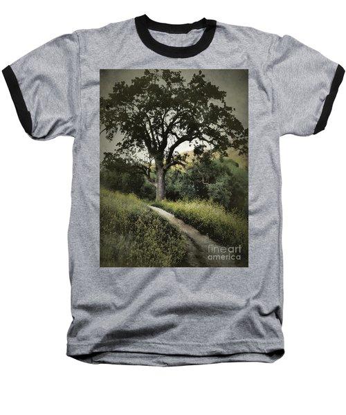 The Old Chumash Trail Baseball T-Shirt