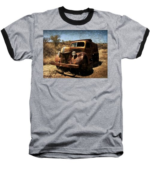 The Old Ford Baseball T-Shirt