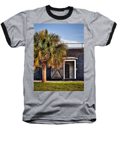 The Old Fort-color Baseball T-Shirt