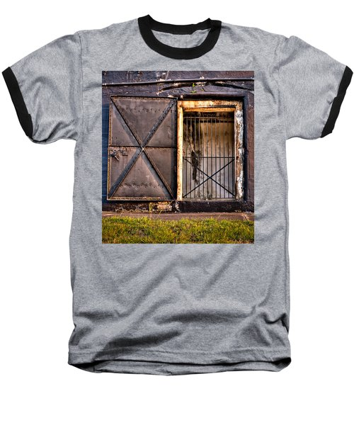 The Old Fort Gate-color Baseball T-Shirt