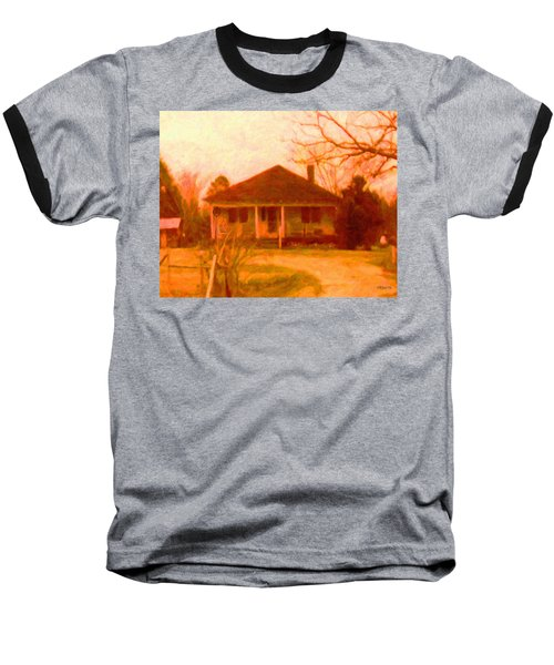 The Old Home Place Baseball T-Shirt
