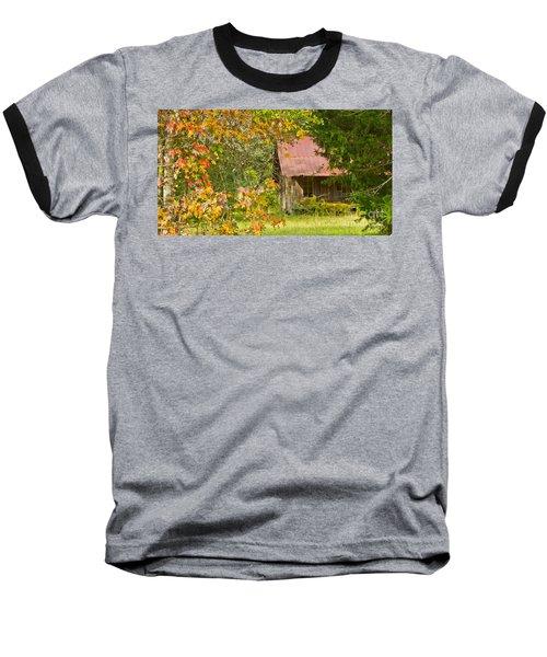 The Old Homestead 3 Baseball T-Shirt